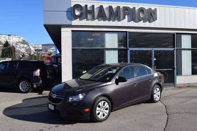 2014 Chevrolet Cruze 1LT in Trail, British Columbia