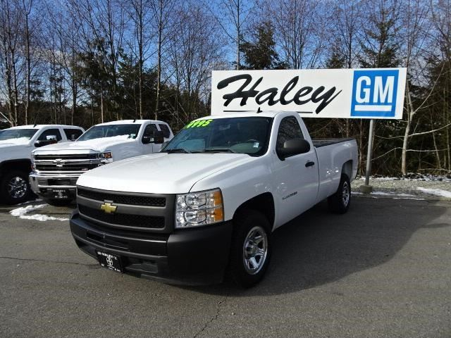 2011 Chevrolet Silverado 1500 WT in Sechelt, British Columbia