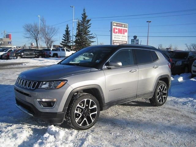 2017 JEEP COMPASS Limited in Calgary, Alberta