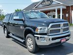 2013 Dodge RAM 3500 Laramie 4x4 w/LEER colour match rear cap in Paris, Ontario