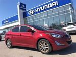 2014 Hyundai Elantra GLS - Sunroof -  Heated Seats in Brantford, Ontario