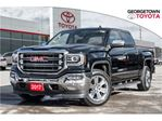 2017 GMC Sierra 1500 SLT,LEATHER SEATS,AIR CONDITIONING,REARVIEW CAMERA in Georgetown, Ontario