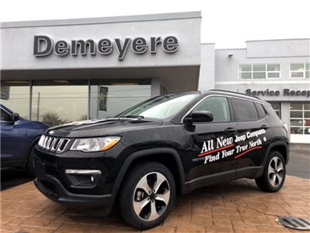 2017 Jeep Compass North in Simcoe, Ontario