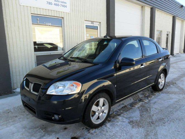 2009 Pontiac Wave  SE 4dr Sedan in St Albert, Alberta