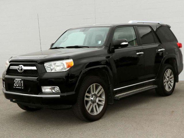 2011 TOYOTA 4RUNNER Limited V6 in Penticton, British Columbia