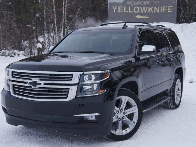 2016 Chevrolet Tahoe LTZ in Yellowknife, Northwest Territories