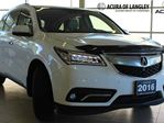 2016 Acura MDX Elite in Langley, British Columbia