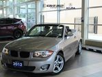 2012 BMW 1 Series 128 Cabriolet in Langley, British Columbia