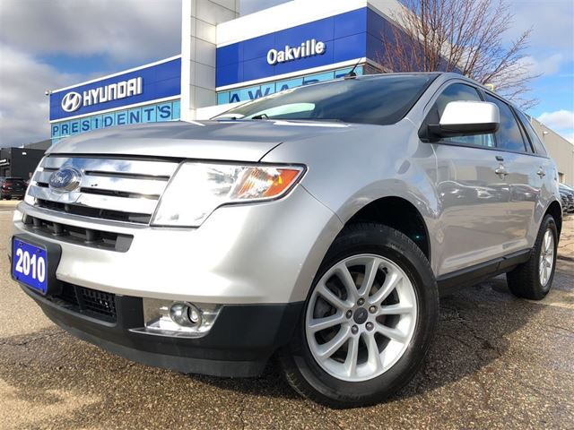 2010 FORD Edge SEL  3.5L  ALLOYS  FOG LIGHT  POWER OPTION in Oakville, Ontario
