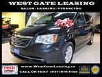 2012 Chrysler Town and Country TOURING  NAVIGATION  CAMERA  DVD  LEATHER  STOW in Vaughan, Ontario