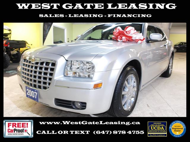 2007 CHRYSLER 300 TOURING AWD  CERTIFIED  in Vaughan, Ontario