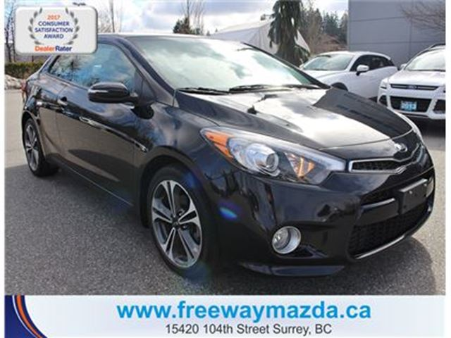 2014 KIA FORTE Koup - in Surrey, British Columbia
