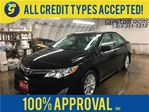 2014 Toyota Camry XLE*NAVIGATION*LEATHER*BACK UP CAMERA*BLIND SPOT S in Cambridge, Ontario