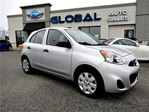 2015 Nissan Micra S AUTOMATIC , AC , AUX . in Ottawa, Ontario