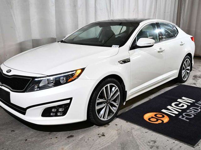 2015 KIA OPTIMA SX in Red Deer, Alberta