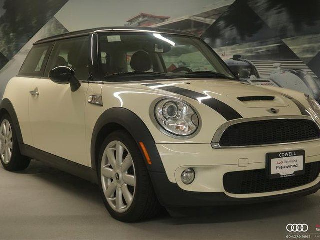 2008 MINI COOPER Base in Richmond, British Columbia