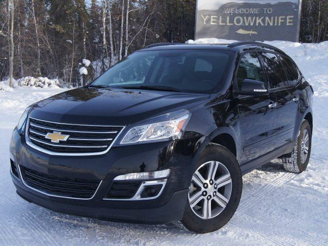 2017 Chevrolet Traverse 2LT in Yellowknife, Northwest Territories