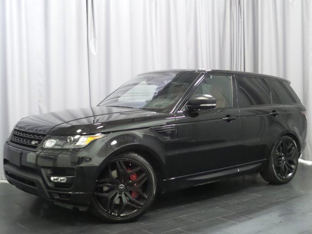 2017 LAND ROVER RANGE ROVER Sport V8 SC Dynamic *IS THIS THE BEST.. in Winnipeg, Manitoba