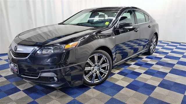 2014 ACURA TL A-Spec AWD/SUNROOF/LEATHER/ONE OWNER in Winnipeg, Manitoba