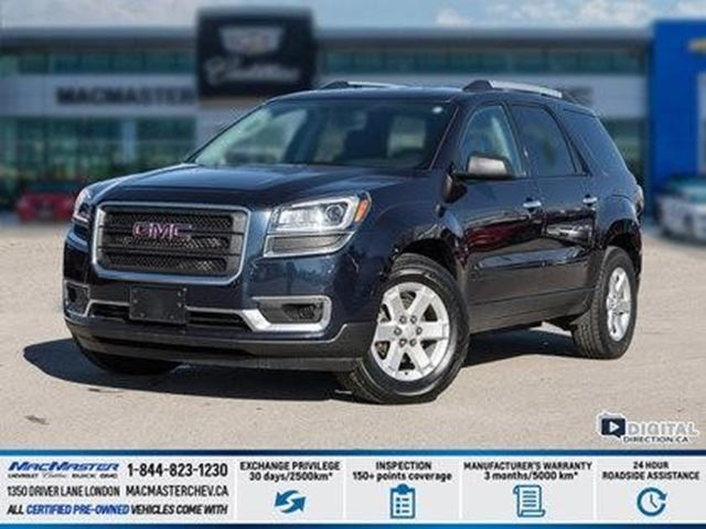 2015 GMC Acadia SLE in London, Ontario