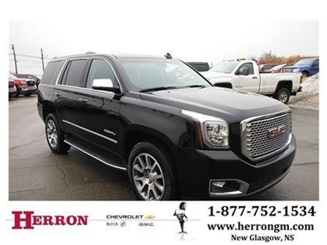 2017 GMC YUKON Denali in New Glasgow, Nova Scotia