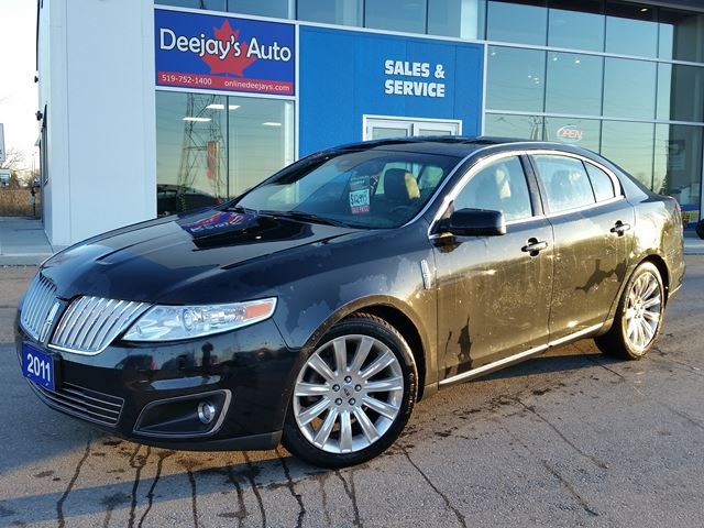 2011 LINCOLN MKS           in Brantford, Ontario
