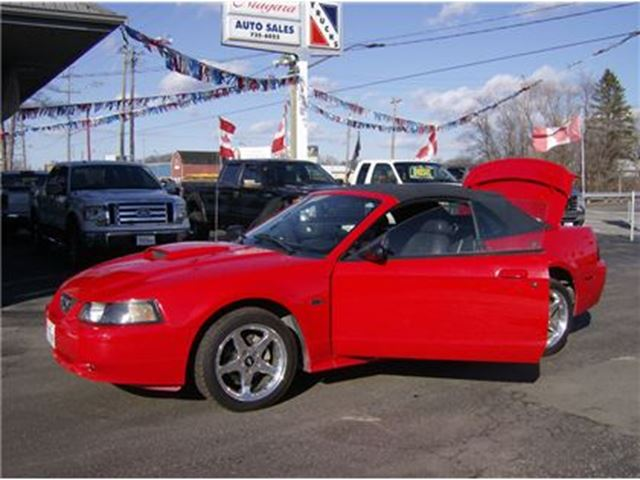 2003 FORD Mustang GT CONVERTIBLE V8 .. 5 SPEED !! in Welland, Ontario