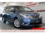 2015 Toyota Sienna 7 PASSENGER LIMITED LEATHER NAVIGATION DVD PLAYER in London, Ontario