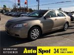 2007 Toyota Camry LE/LOW,LOW KMS/PRICED-QUICK SALE! in Kitchener, Ontario