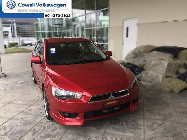 2010 MITSUBISHI LANCER DE CVT in Richmond, British Columbia