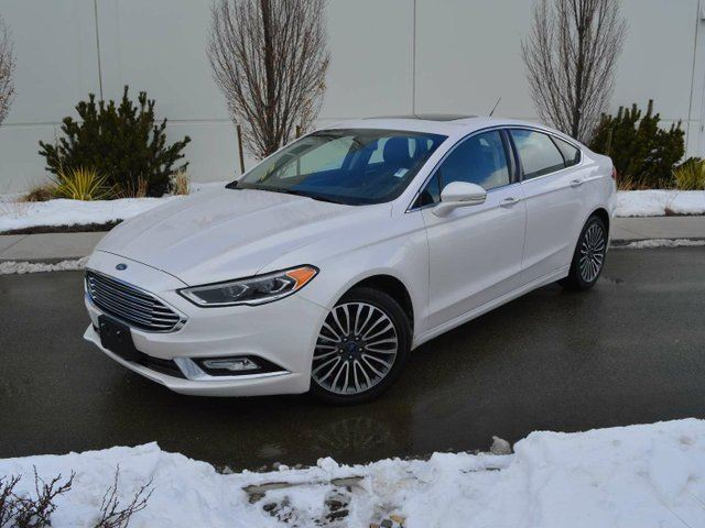 2017 FORD FUSION SE 4dr All-wheel Drive Sedan in Kamloops, British Columbia