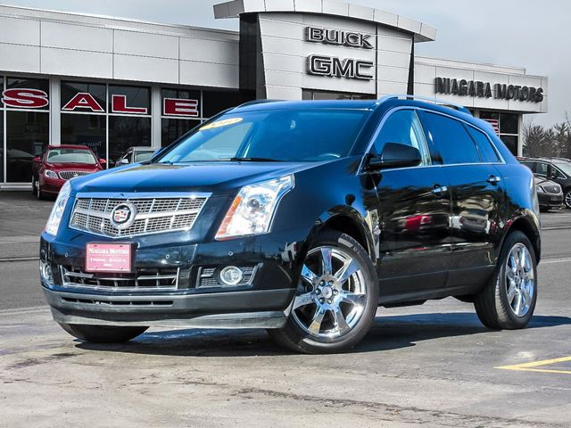 2010 CADILLAC SRX One Owner..Local Trade in Virgil, Ontario
