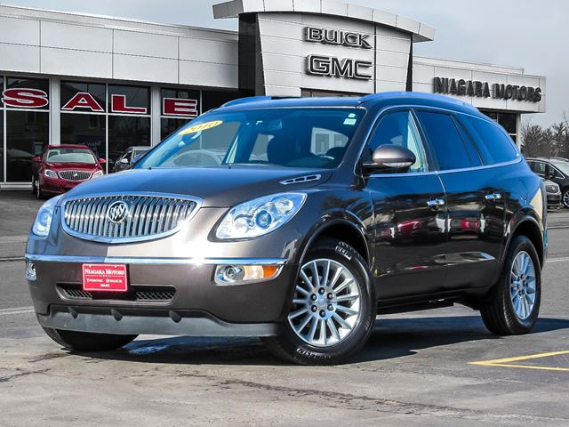 2010 Buick Enclave ONE OWNER LOCAL TRADE CX FWD in Virgil, Ontario