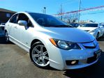 2010 Acura CSX I-TECH  NAVI  LEATHER.ROOF  REMOTE in Kitchener, Ontario
