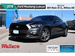 2016 Ford Mustang EcoBoost/ROUSH INTAKE/1-OWNR/CLEAN/CAMERA in Milton, Ontario