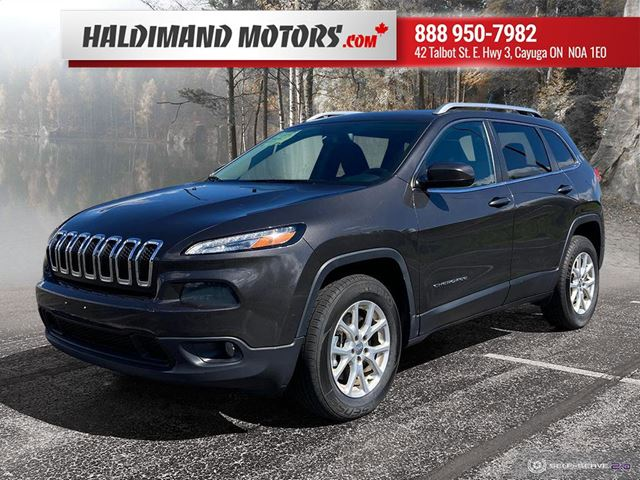 2015 JEEP CHEROKEE NORTH in Cayuga, Ontario
