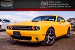 2017 Dodge Challenger SXT Plus Navi Sunroof Backup Cam Bluetooth R-Start Blind Spot Leather 20Alloy Rims in Bolton, Ontario