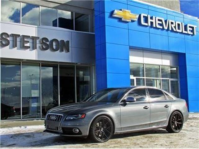 2012 Audi S4           in Drayton Valley, Alberta