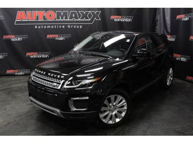 2017 LAND ROVER RANGE ROVER EVOQUE SE w/Leather/Nav/Glass Roof! in Calgary, Alberta