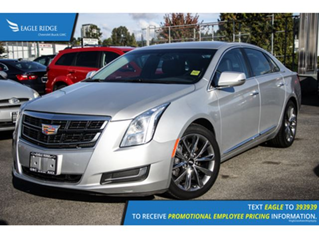 2017 CADILLAC XTS Professional, Leather in Coquitlam, British Columbia