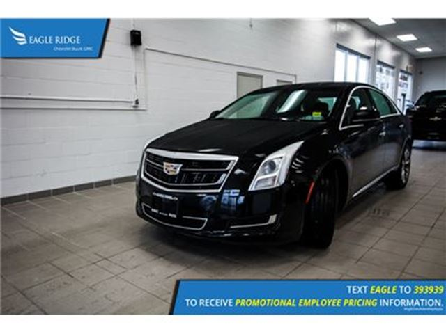 2017 CADILLAC XTS Leather Seats, Heated Seats, Apple Car Play in Coquitlam, British Columbia