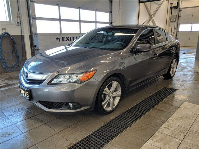 2015 ACURA ILX Premium Pkg/Leather/Sunroof/Back up Camera in Thunder Bay, Ontario
