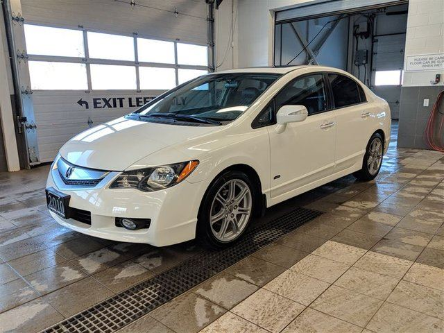 2010 ACURA CSX i-Tech/Leather Heated Seats/Navigation/Sunroof in Thunder Bay, Ontario