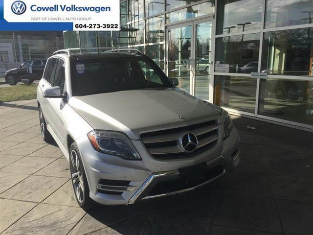 2014 MERCEDES-BENZ GLK-CLASS 4MATIC in Richmond, British Columbia