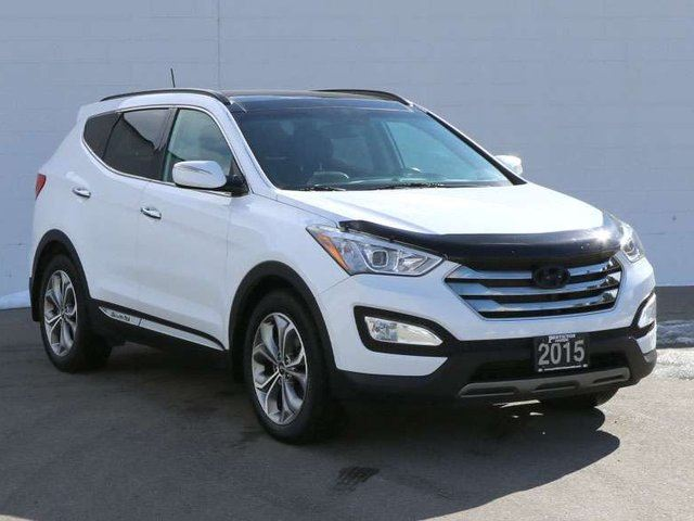 2015 HYUNDAI SANTA FE 2.0T Limited 4dr All-wheel Drive in Penticton, British Columbia