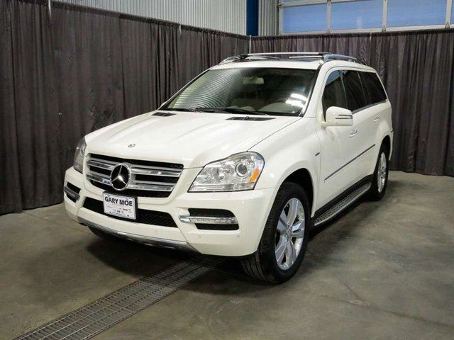 2012 MERCEDES-BENZ GL-CLASS 3.0 DIESEL, LOADED, CARPROOF CLEAN in Red Deer, Alberta