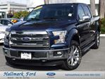 2016 Ford F-150 Lariat 4X4 SuperCrew EcoBoost w Nav, Leather, Roof in Surrey, British Columbia