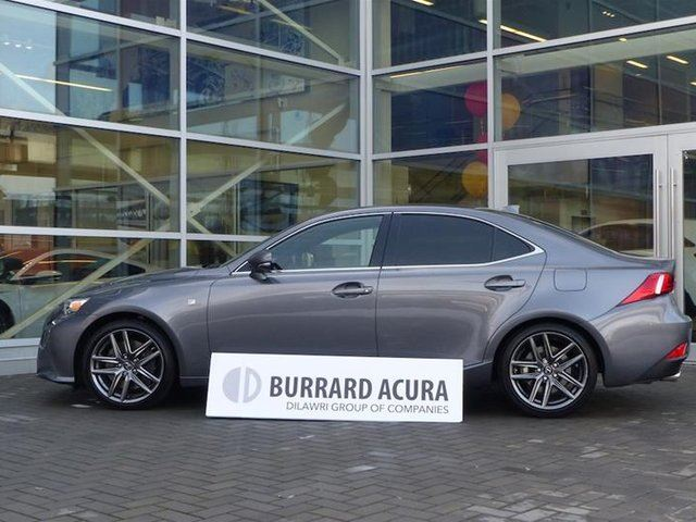 2015 LEXUS IS 350 AWD 6A in Vancouver, British Columbia