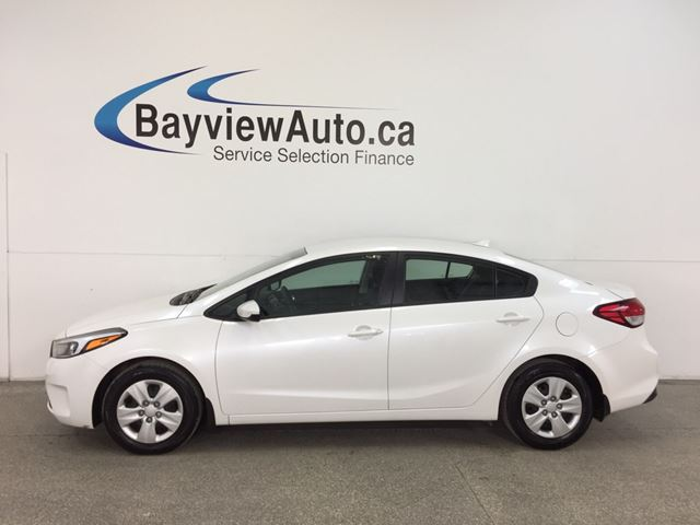 2017 KIA FORTE - AUTO|A/C|BLUETOOTH|PWR GROUP! in Belleville, Ontario