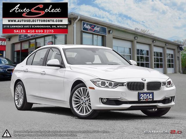 2014 BMW 3 SERIES 328 i xDrive AWD ONLY 48K! **NAVIGATION PKG** CLEAN CARPROOF in Scarborough, Ontario